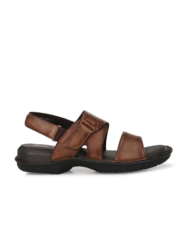 HITZ Yegor Brown Sandals For Men