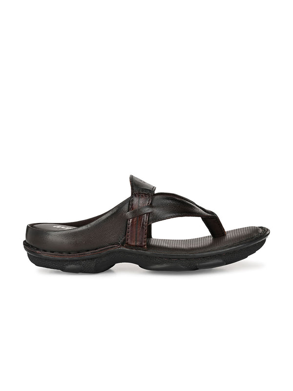 HITZ Ira Brown Sandals For Men