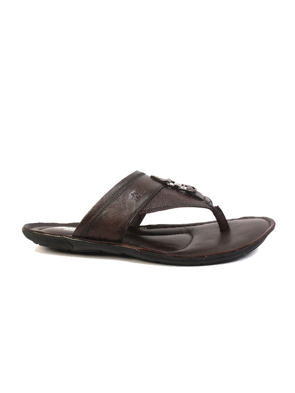 Nike - 9403 Totone Leather Slippers
