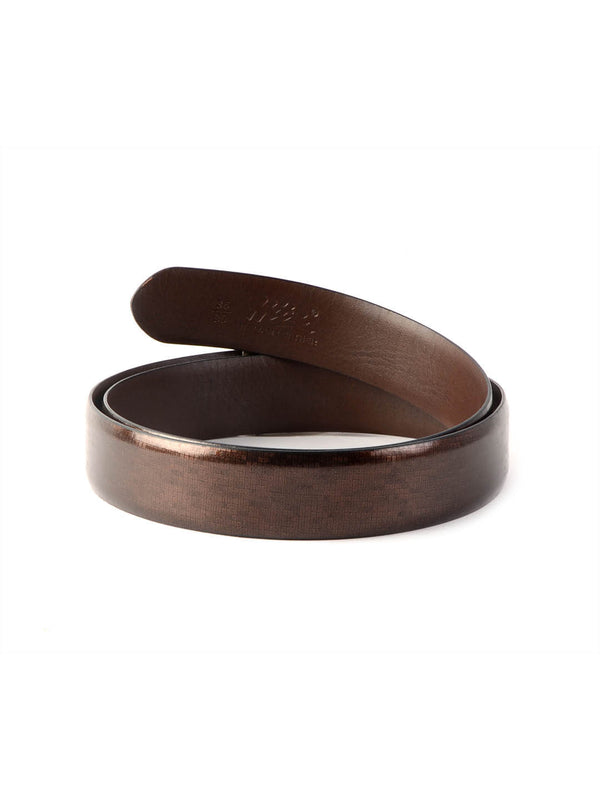 Al 901 Brown Leather  Belts