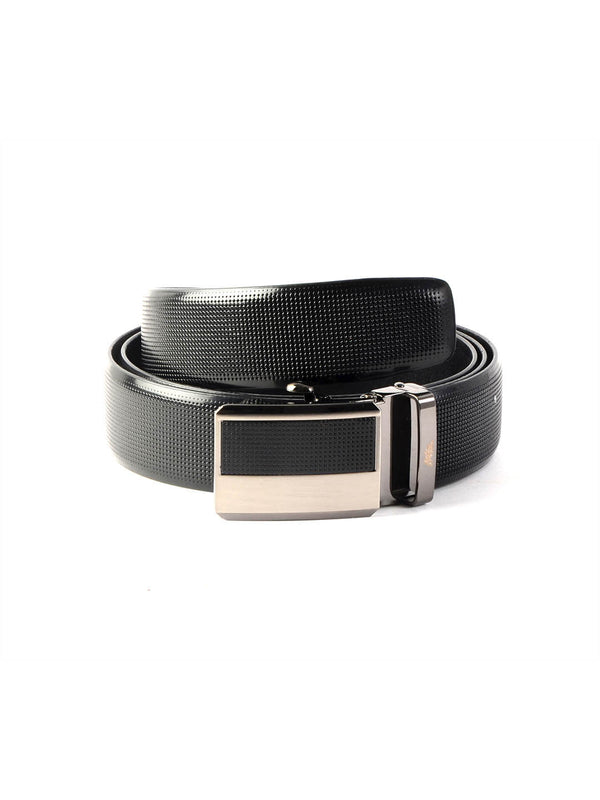 Al 903 Black Leather  Belts
