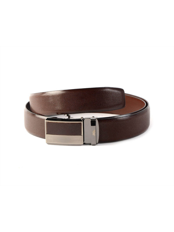 Al 903 Brown Leather  Belts