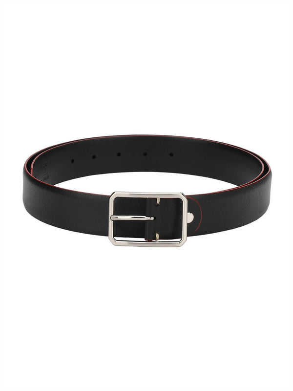 Bl 001 Black Leather Belts