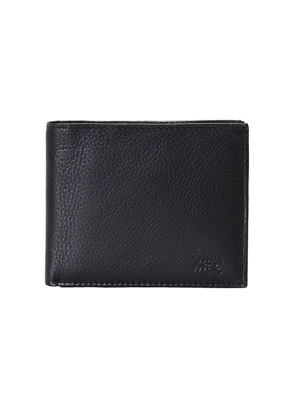 BS-2021(A) BLACK LEATHER WALLETS