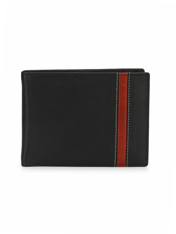 BS-2201 BROWN LEATHER WALLETS