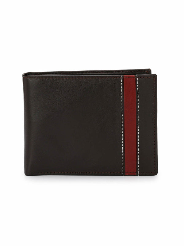 BS-2201 BLACK LEATHER WALLETS