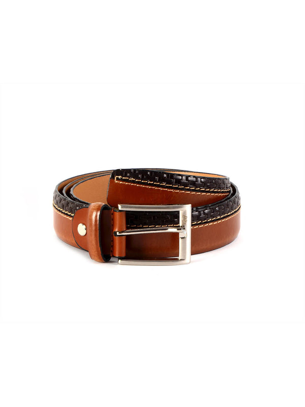 Bs 718 Tan Leather Belts
