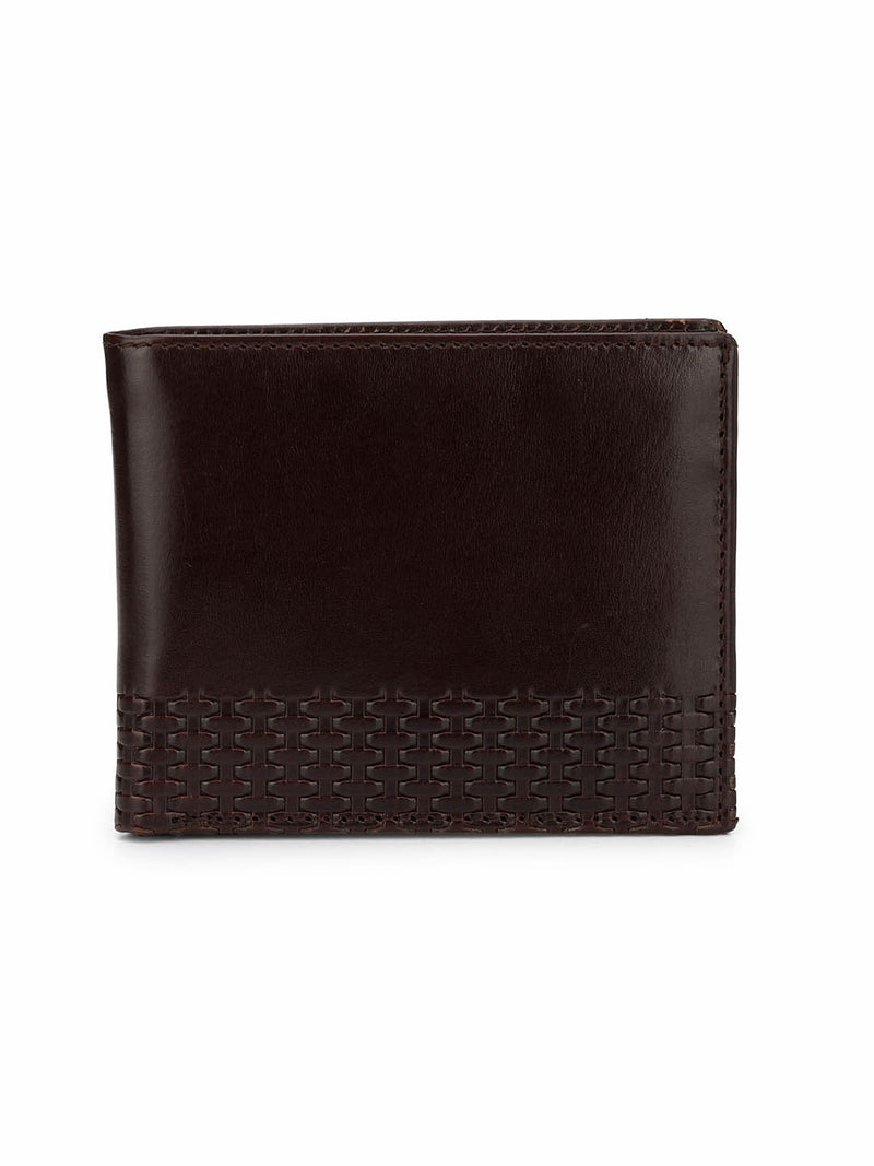 BS-CFTD-62 BROWN LEATHER WALLETS