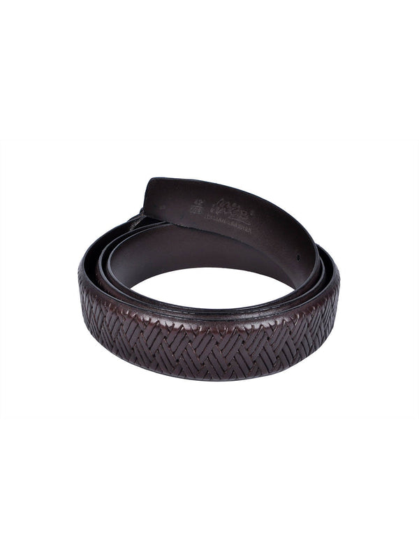 Bs 405 Brown Leather Belts