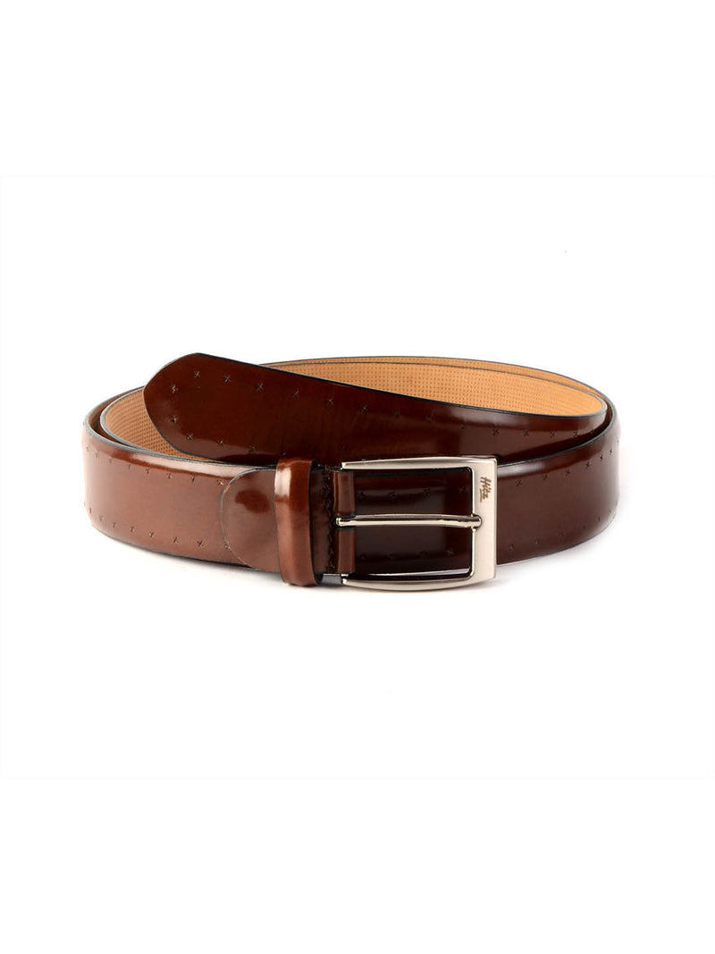 Cftd 02 Brown Leather Belts