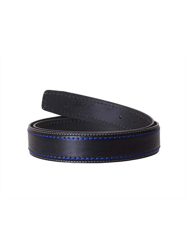 Cftd 1103 Black Leather Belts