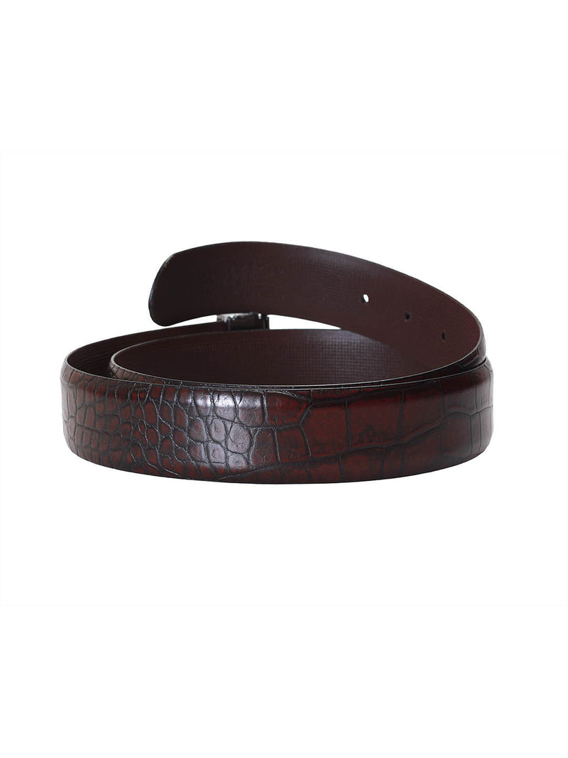 Cftd 111 Brown Leather Belts
