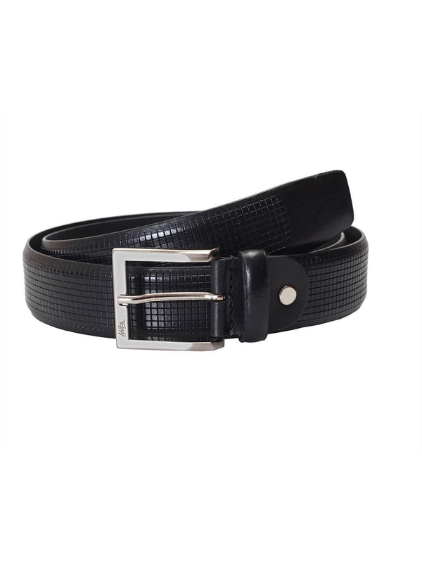 Cftd 12 Black Leather Belts