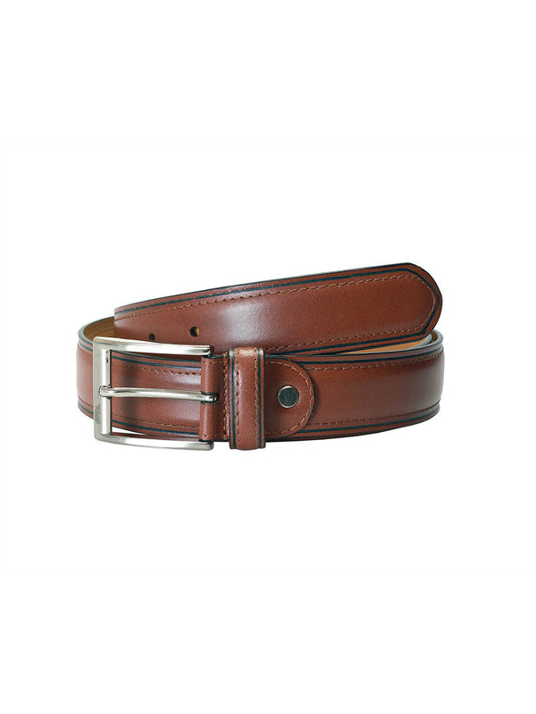 Cftd 122 Tan Leather Belts