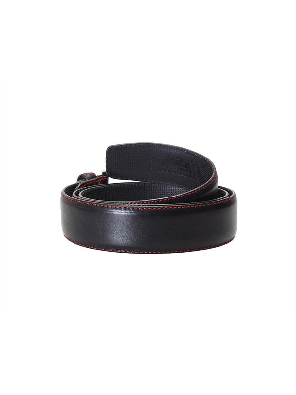 Cftd 162 Black Leather Belts