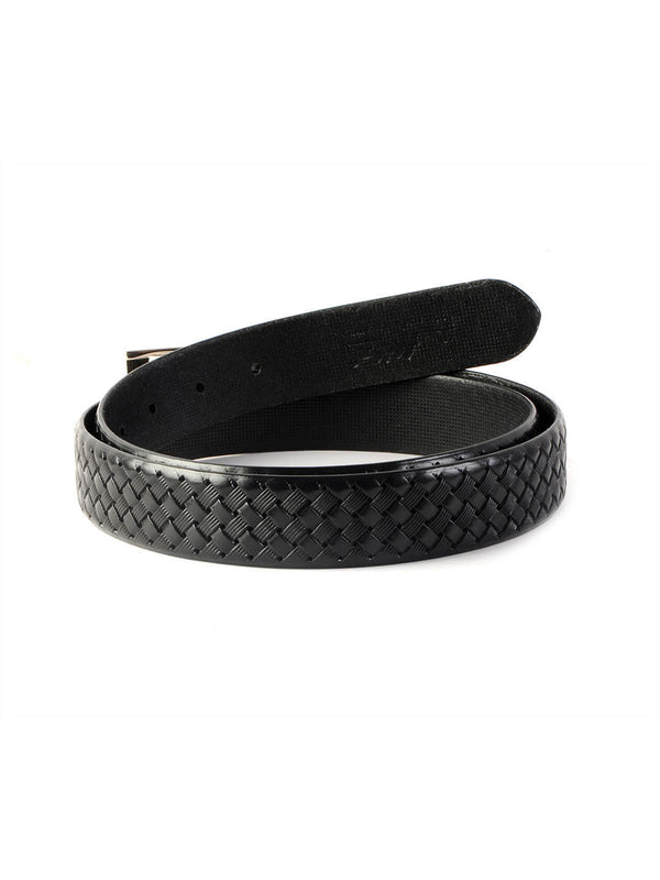 Cftd 24 Black Leather Belts