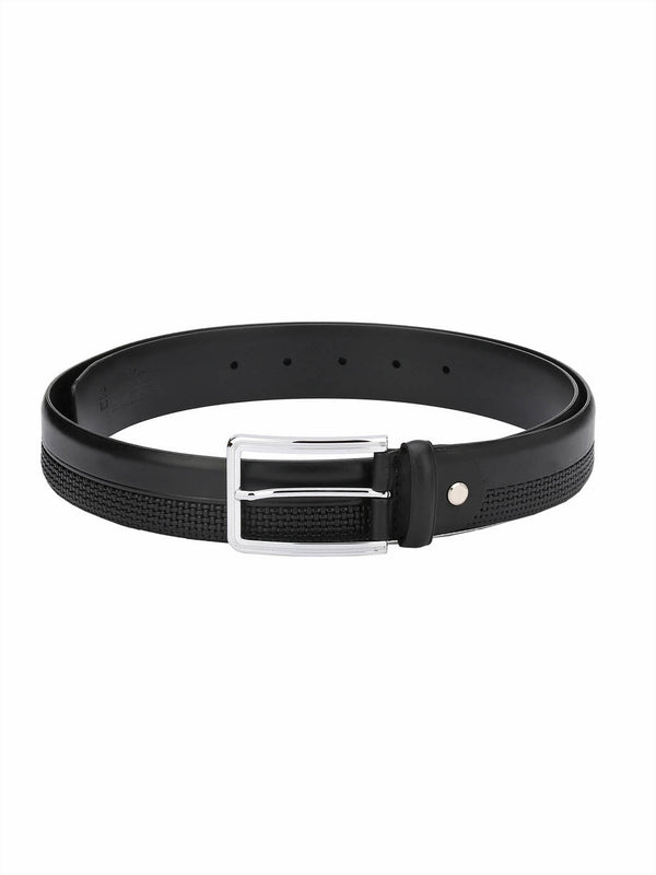 Cftd 61 Black Leather Belts