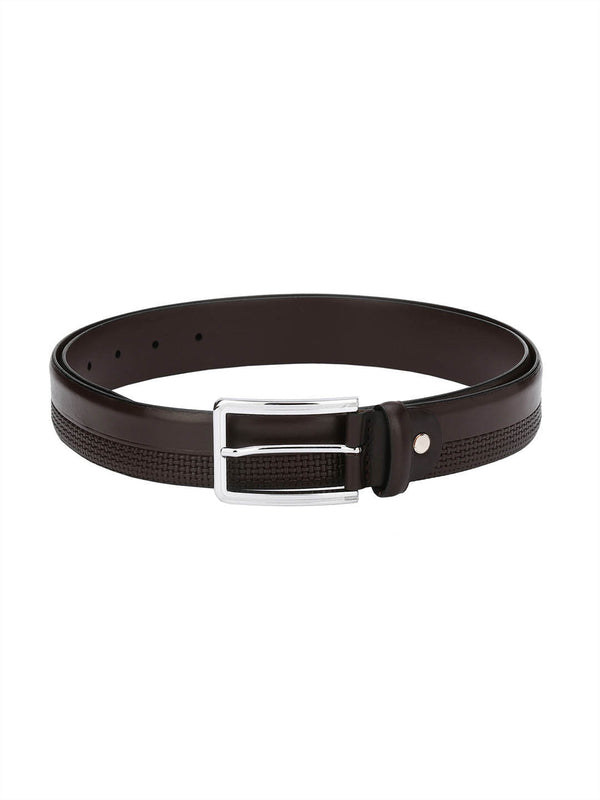 Cftd 61 Brown Leather Belts