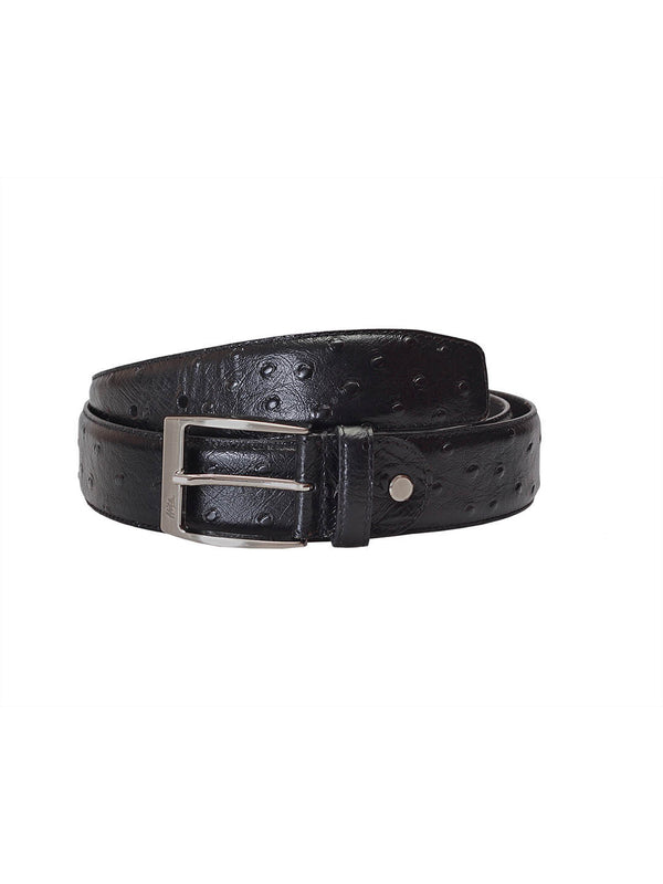Cftd 70 Black Leather Belts