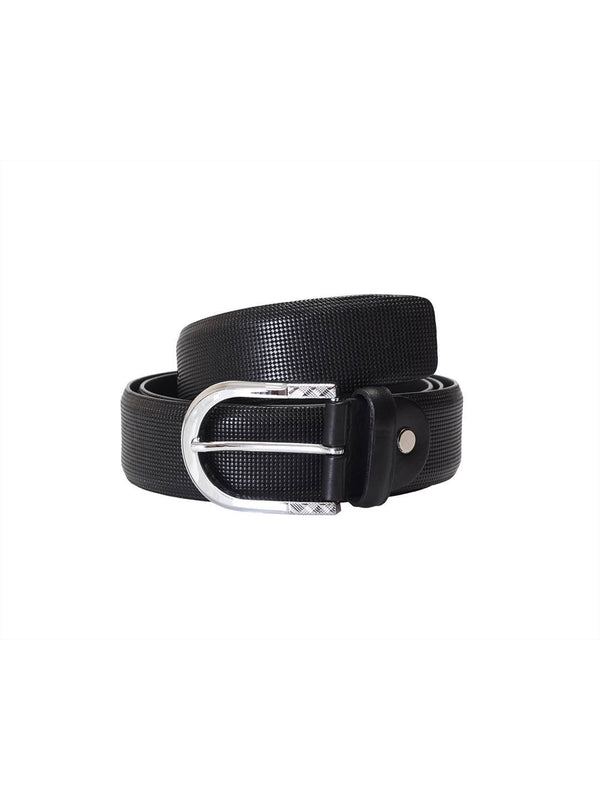 Cftd 903 Black Leather Belts