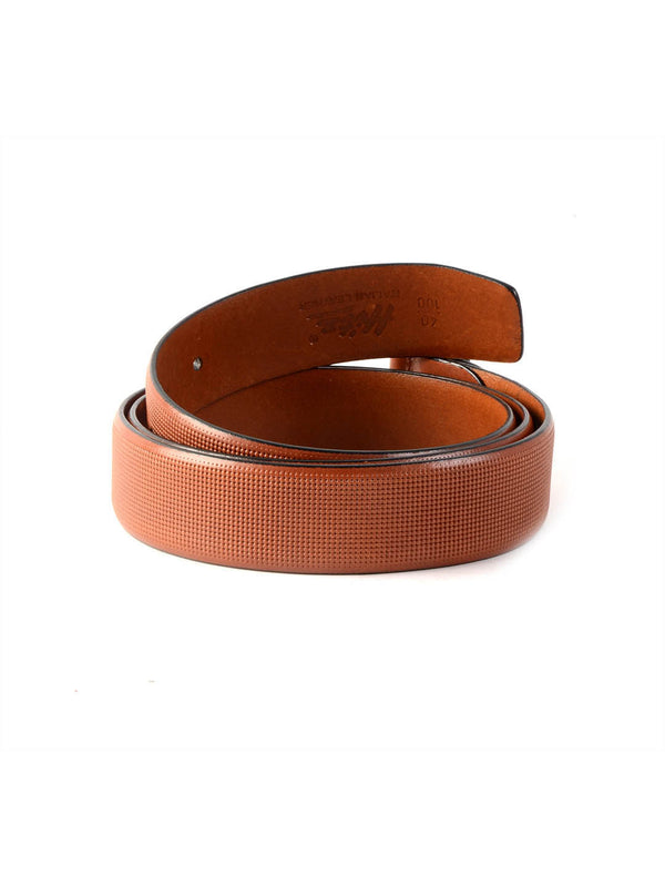 Cftd 903 Tan Leather Belts