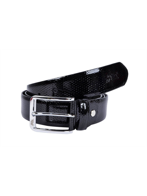 Cftd 1542 Black Leather Belts