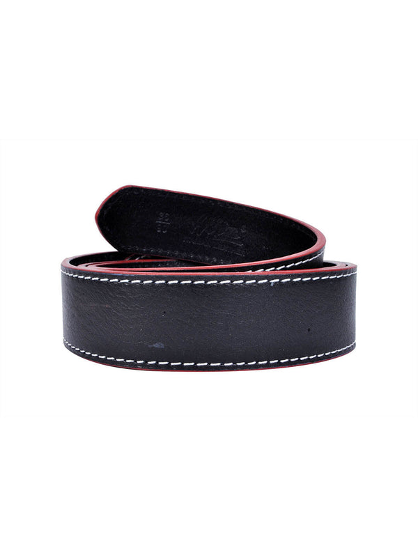 Cftd 578 Black Leather Belts