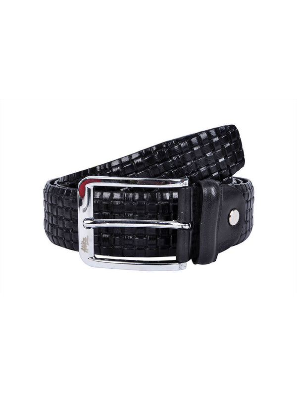 Cftd 901 Black Leather Belts