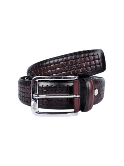 Cftd 901 Brown Leather Belts