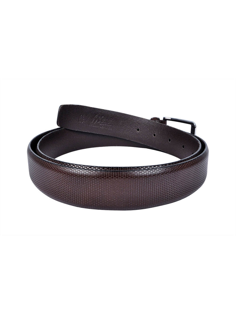 Cftd 902 Brown Leather Belts