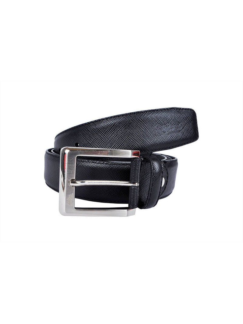 Cftd 93 Black Leather Belts
