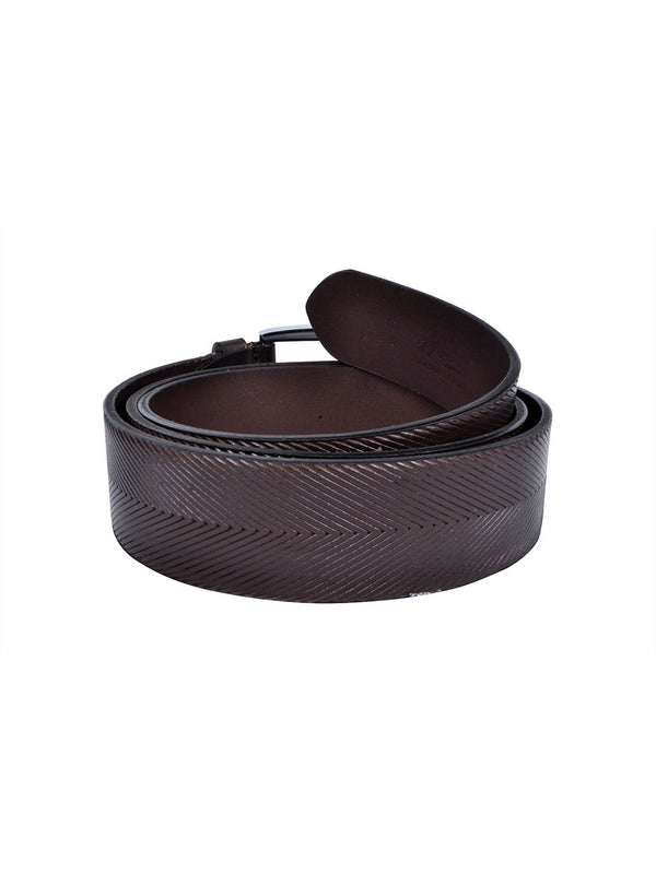 It 017 Brown Leather Belts