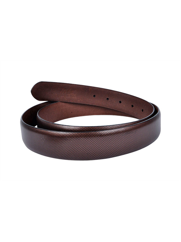 It 134 Brown Leather Belts
