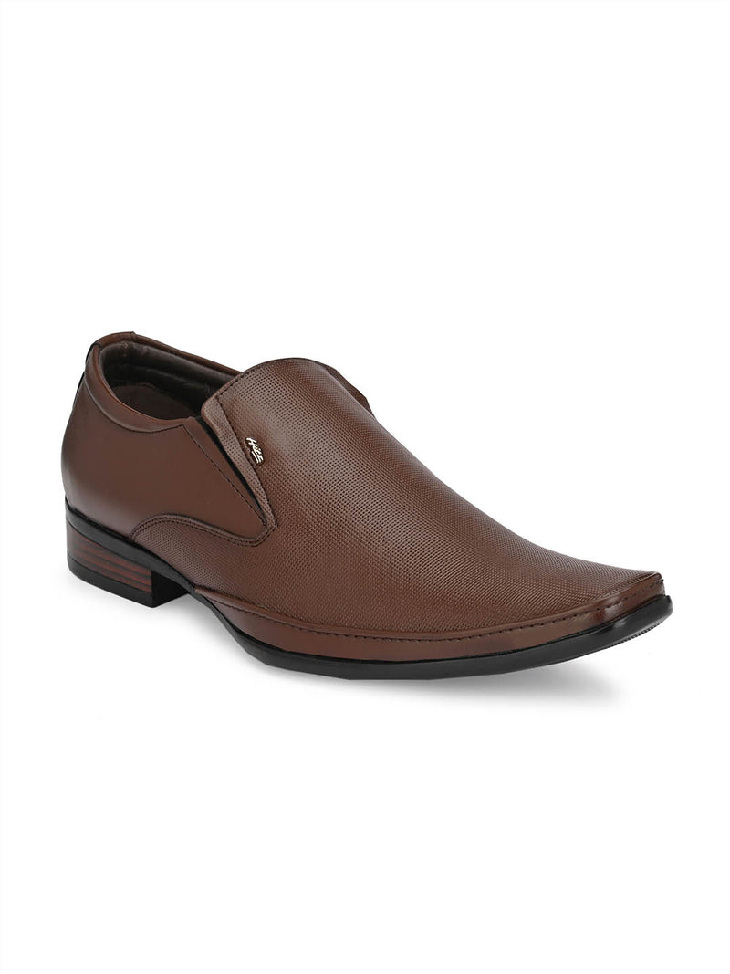 Mslp - 8909 Brown Formal Shoes