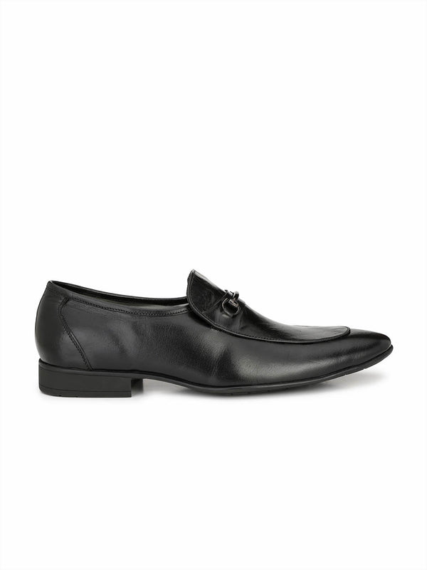 Roam - N 18 Black Leather Shoes