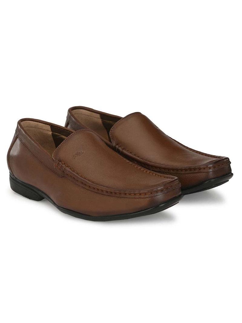 Tan Comfort Shoes for Men