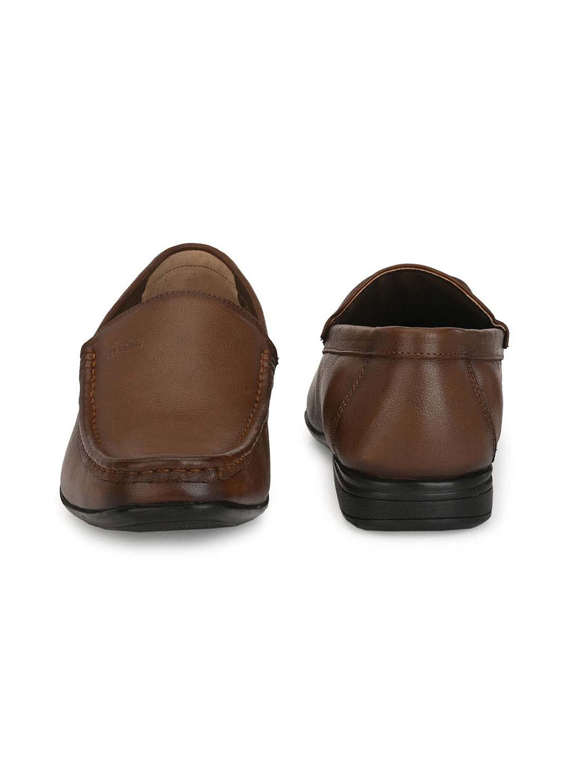 Alfiedel - R 180 Tan Leather Shoes