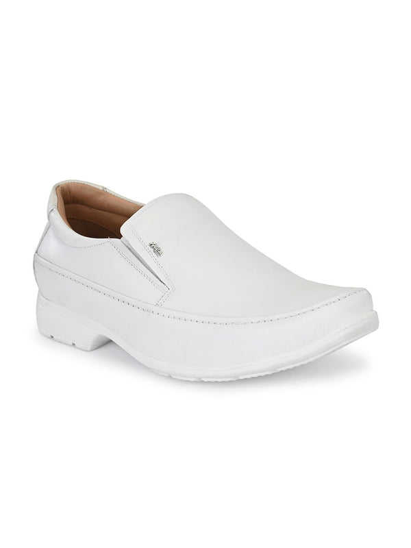 Hitz Eliseo White Casual Shoes For Men