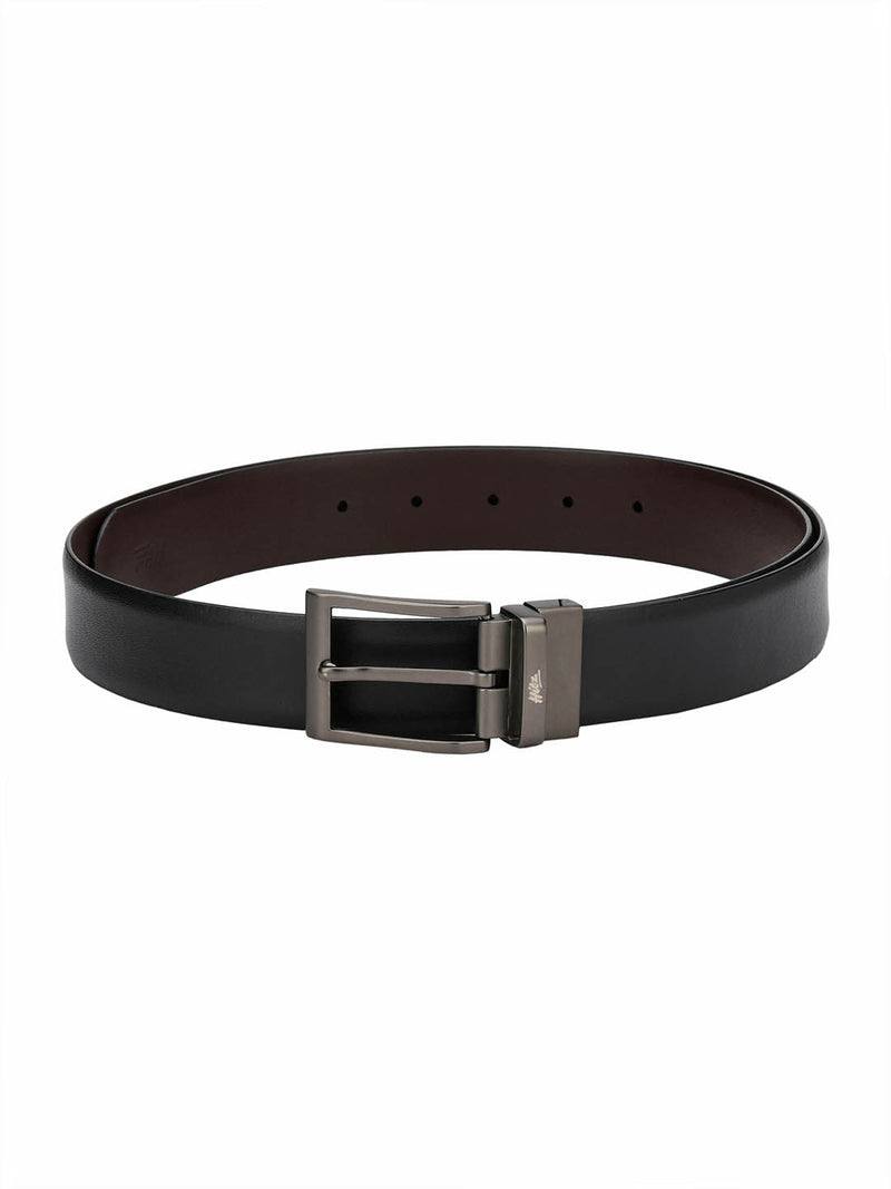 Rb 5213 Blk/Brn Leather Belts