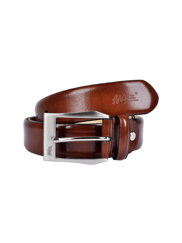 Rb Toledo Brown Leather Belts