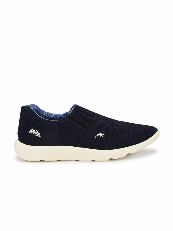 Hitz Blue Walking Shoes for Men