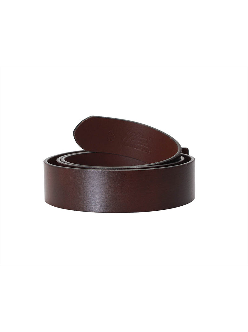 St 404 Brown Leather Belts