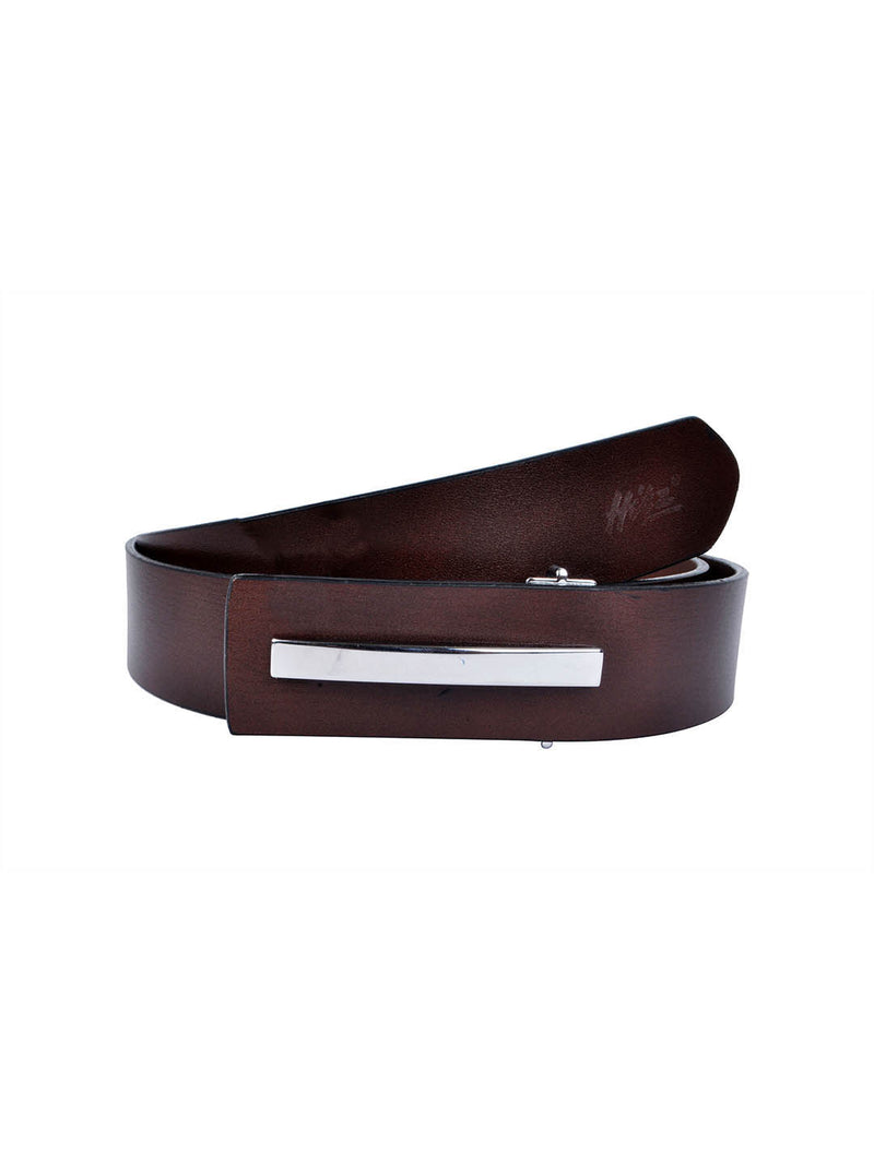 St 25 Brown Leather Belts