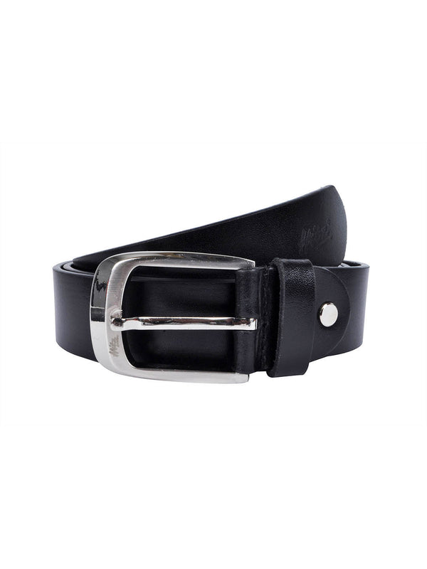 St 35O Black Leather Belts