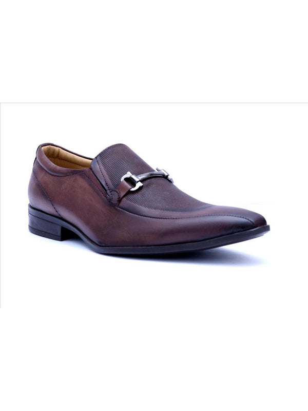 Philipy - T 23 Brown Leather Shoes
