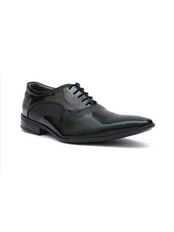 Philipy - T 30 Black Leather Shoes