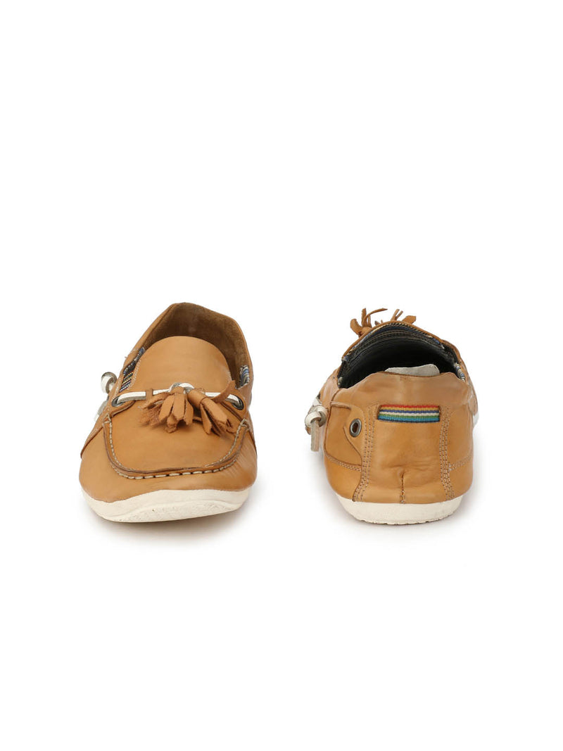 Men's Leather Moccasins & Drivers from Hitz