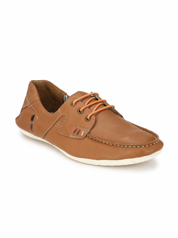 Twisted - Ts 2 Tan Leather Loafers