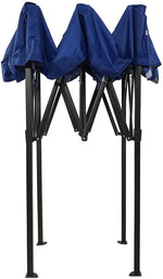 Load image into Gallery viewer, OTLIVE 5'x5' Easy Up Canopy Commercial Event Adjustable Portable Tent w/Carry Bag(Blue)