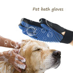 Load image into Gallery viewer, Pet Dog Cleaning Gloves Cat Dogs Bathing Massage Gloves Beauty Shower Gloves Cat Hair Grooming Dog Accessories Pet Supplies